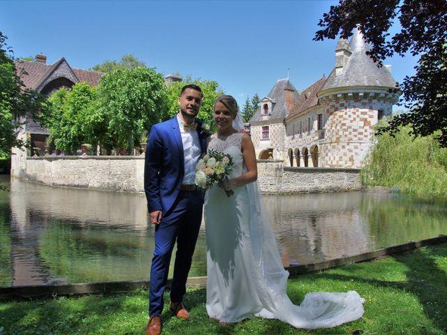 Le mariage de Florian et Mélody à Lisieux, Calvados 17