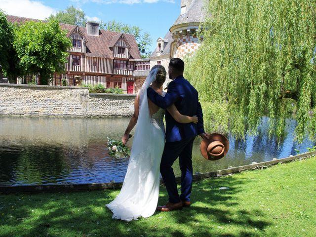 Le mariage de Florian et Mélody à Lisieux, Calvados 18