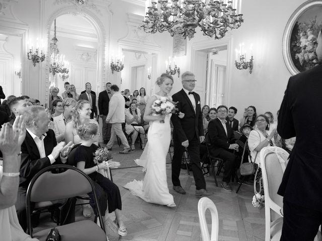 Le mariage de Florian et Mélody à Lisieux, Calvados 20