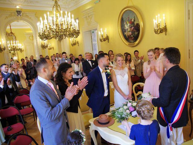 Le mariage de Florian et Mélody à Lisieux, Calvados 22