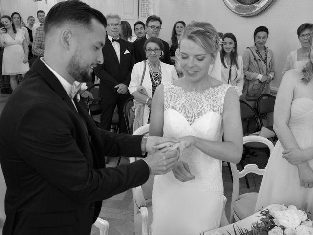 Le mariage de Florian et Mélody à Lisieux, Calvados 23