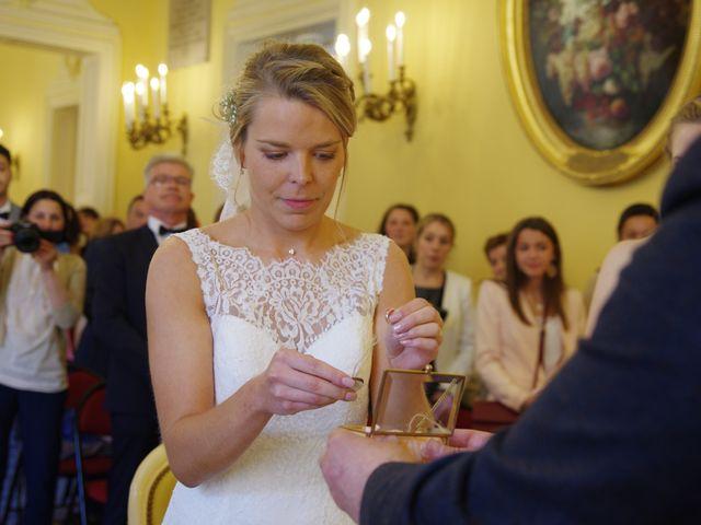 Le mariage de Florian et Mélody à Lisieux, Calvados 24