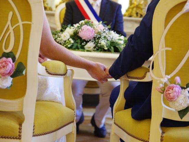 Le mariage de Florian et Mélody à Lisieux, Calvados 26