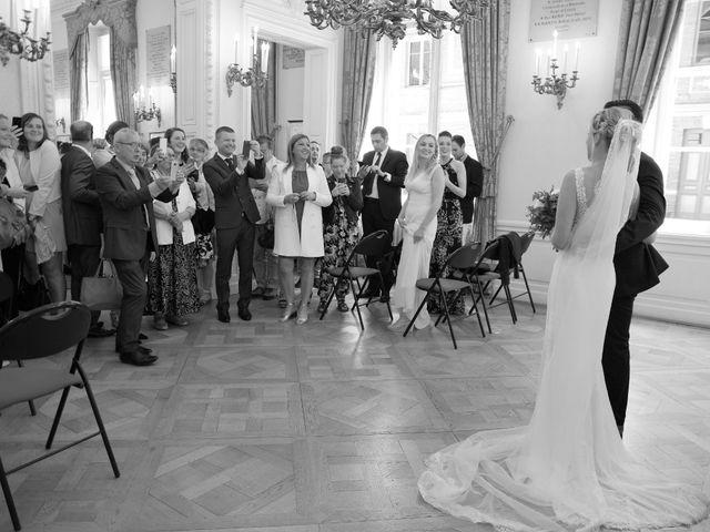 Le mariage de Florian et Mélody à Lisieux, Calvados 27