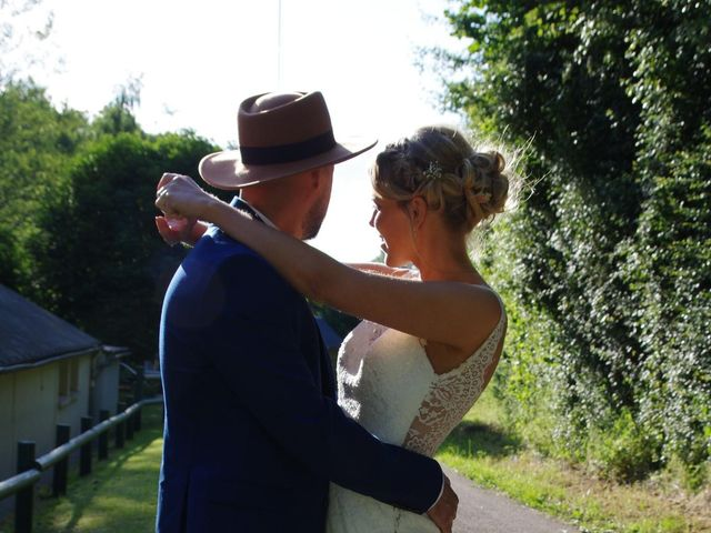 Le mariage de Florian et Mélody à Lisieux, Calvados 40