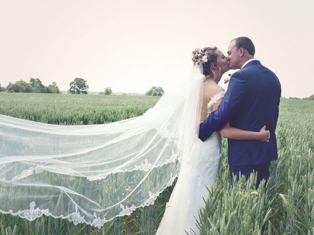 Le mariage de Thomas et Florine à Salesches, Nord 2