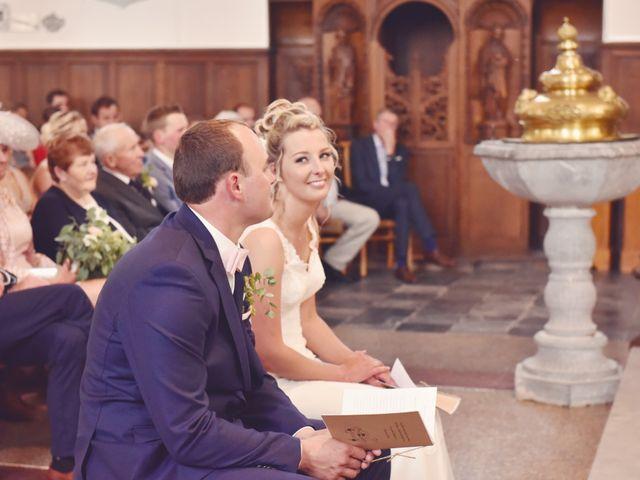 Le mariage de Thomas et Florine à Salesches, Nord 8