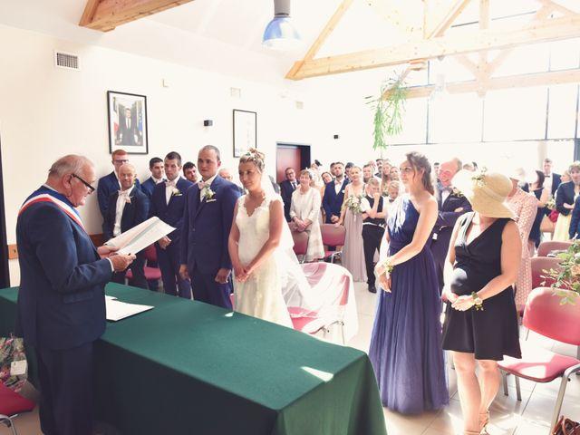 Le mariage de Thomas et Florine à Salesches, Nord 11
