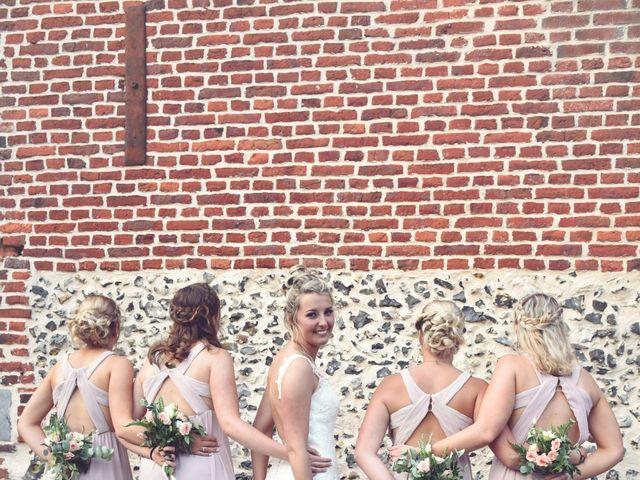 Le mariage de Thomas et Florine à Salesches, Nord 13