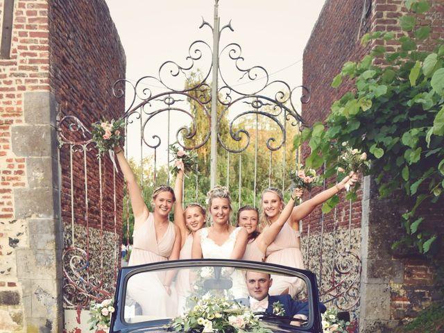 Le mariage de Thomas et Florine à Salesches, Nord 14