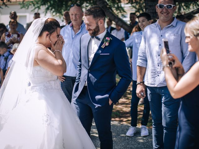 Le mariage de Yoann et Jessica à Arvert, Charente Maritime 4