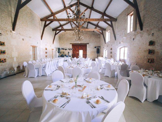 Le mariage de Yoann et Jessica à Arvert, Charente Maritime 5