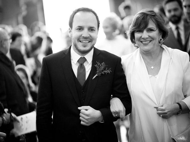 Le mariage de Pierre et Clara à Saint-Ouen-la-Rouërie, Ille et Vilaine 12