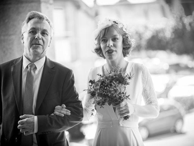 Le mariage de Pierre et Clara à Saint-Ouen-la-Rouërie, Ille et Vilaine 13