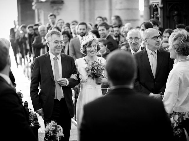 Le mariage de Pierre et Clara à Saint-Ouen-la-Rouërie, Ille et Vilaine 14