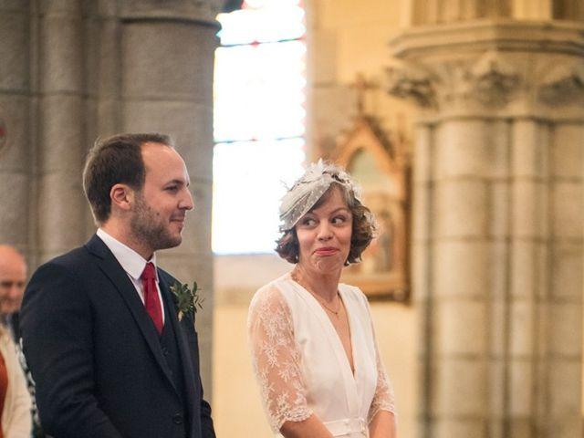 Le mariage de Pierre et Clara à Saint-Ouen-la-Rouërie, Ille et Vilaine 15