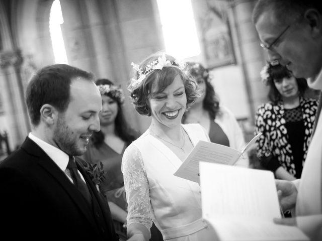 Le mariage de Pierre et Clara à Saint-Ouen-la-Rouërie, Ille et Vilaine 18