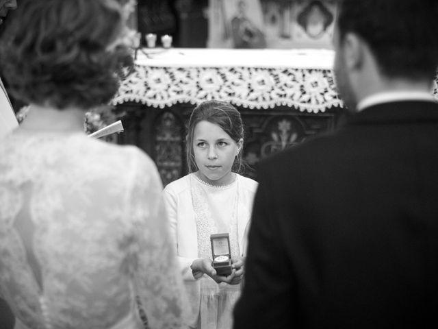 Le mariage de Pierre et Clara à Saint-Ouen-la-Rouërie, Ille et Vilaine 19