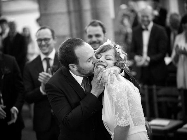 Le mariage de Pierre et Clara à Saint-Ouen-la-Rouërie, Ille et Vilaine 20