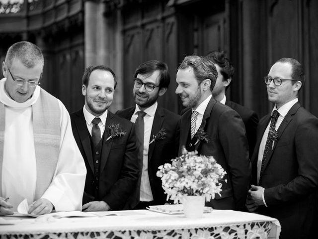 Le mariage de Pierre et Clara à Saint-Ouen-la-Rouërie, Ille et Vilaine 22