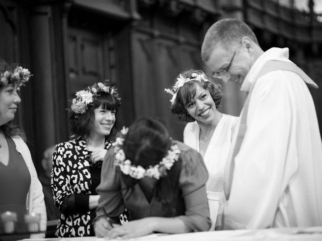 Le mariage de Pierre et Clara à Saint-Ouen-la-Rouërie, Ille et Vilaine 23