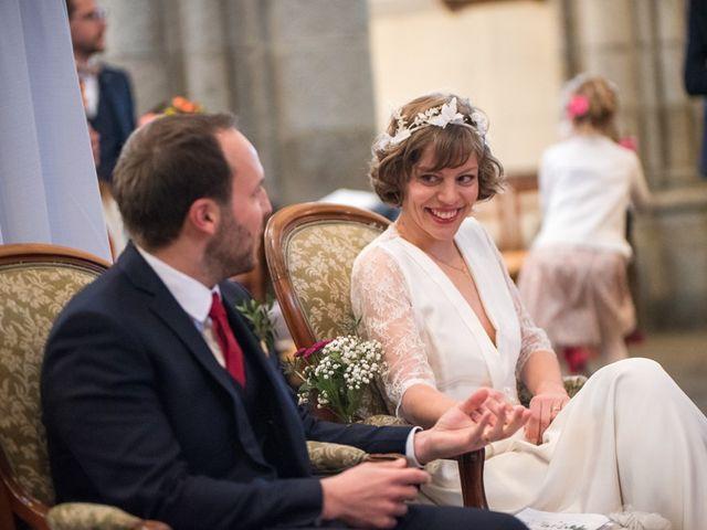 Le mariage de Pierre et Clara à Saint-Ouen-la-Rouërie, Ille et Vilaine 25