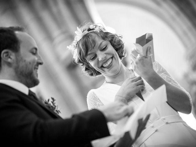 Le mariage de Pierre et Clara à Saint-Ouen-la-Rouërie, Ille et Vilaine 26