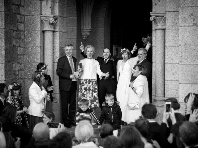 Le mariage de Pierre et Clara à Saint-Ouen-la-Rouërie, Ille et Vilaine 27