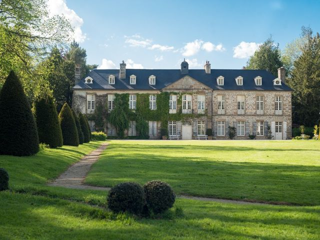 Le mariage de Pierre et Clara à Saint-Ouen-la-Rouërie, Ille et Vilaine 28