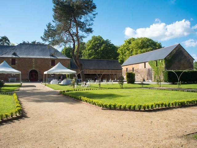 Le mariage de Pierre et Clara à Saint-Ouen-la-Rouërie, Ille et Vilaine 29