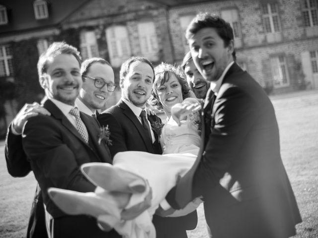 Le mariage de Pierre et Clara à Saint-Ouen-la-Rouërie, Ille et Vilaine 36