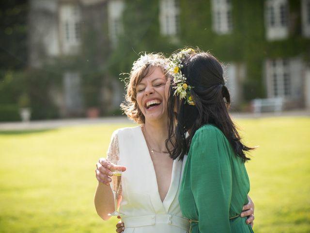 Le mariage de Pierre et Clara à Saint-Ouen-la-Rouërie, Ille et Vilaine 39