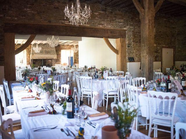 Le mariage de Pierre et Clara à Saint-Ouen-la-Rouërie, Ille et Vilaine 47