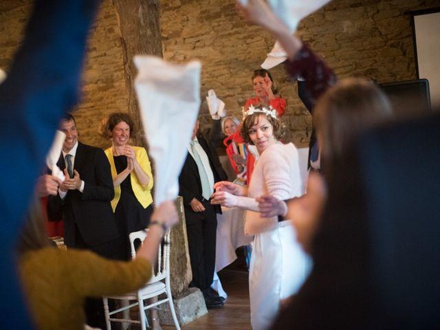 Le mariage de Pierre et Clara à Saint-Ouen-la-Rouërie, Ille et Vilaine 49