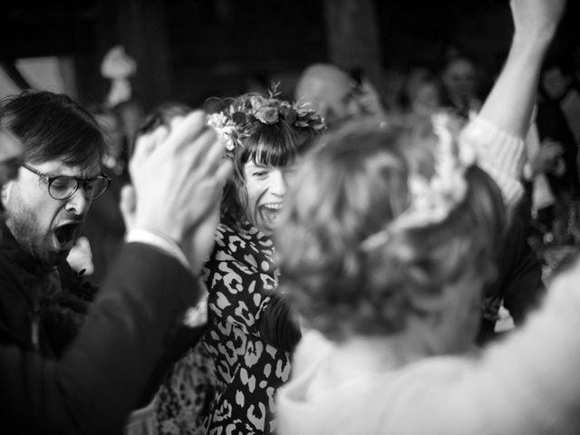 Le mariage de Pierre et Clara à Saint-Ouen-la-Rouërie, Ille et Vilaine 51