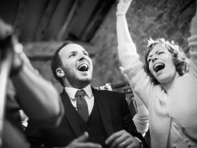 Le mariage de Pierre et Clara à Saint-Ouen-la-Rouërie, Ille et Vilaine 54