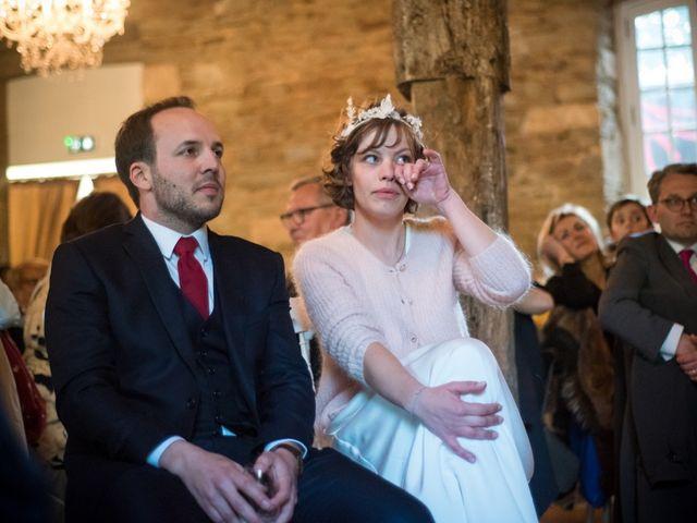 Le mariage de Pierre et Clara à Saint-Ouen-la-Rouërie, Ille et Vilaine 57
