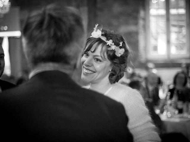 Le mariage de Pierre et Clara à Saint-Ouen-la-Rouërie, Ille et Vilaine 58