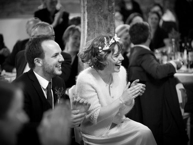 Le mariage de Pierre et Clara à Saint-Ouen-la-Rouërie, Ille et Vilaine 61