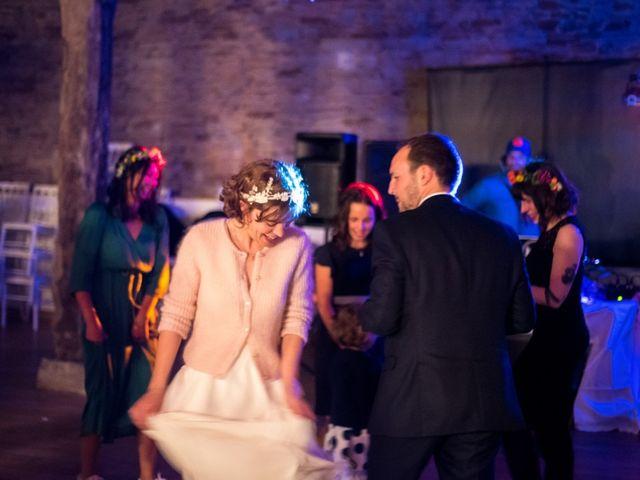 Le mariage de Pierre et Clara à Saint-Ouen-la-Rouërie, Ille et Vilaine 71