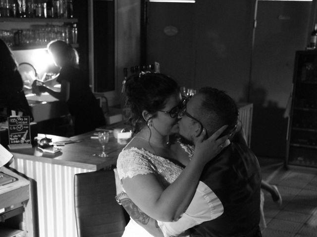 Le mariage de Benoit et Noémie à Haux, Gironde 34