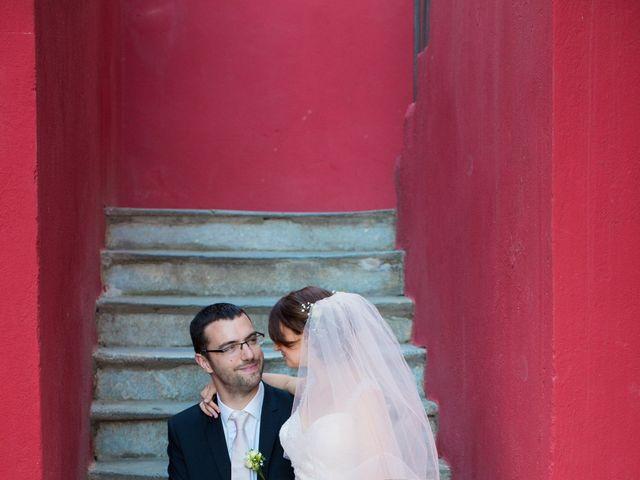 Le mariage de Antoine et Céline à Bastia, Corse 17
