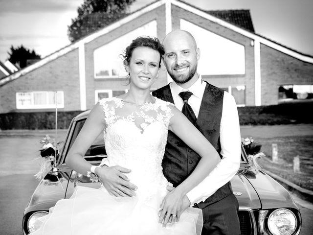 Le mariage de Damien et Stécy