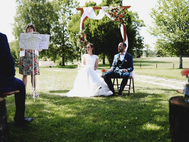 Le mariage de Emilie et Jordan