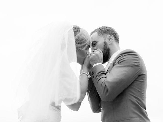 Le mariage de Ayem et David