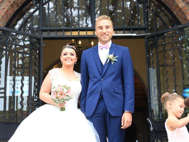 Le mariage de Romain et Camille à Hem, Nord 39