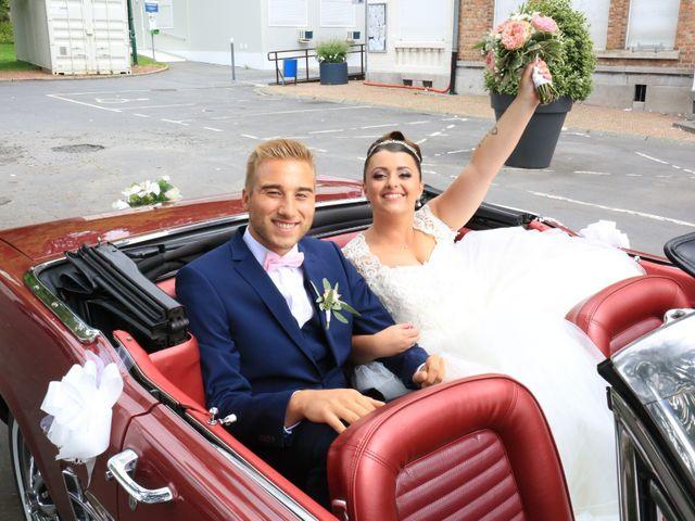 Le mariage de Romain et Camille à Hem, Nord 40