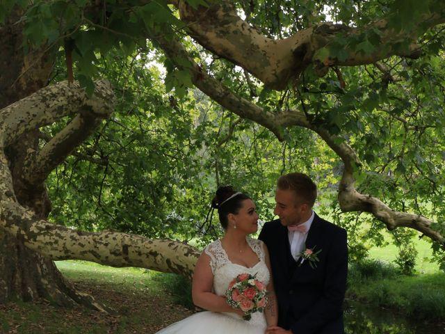 Le mariage de Romain et Camille à Hem, Nord 41