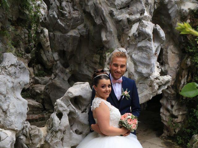 Le mariage de Romain et Camille à Hem, Nord 42