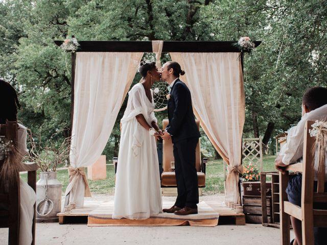 Le mariage de Nicolas et Aurélie à Belleserre, Tarn 2